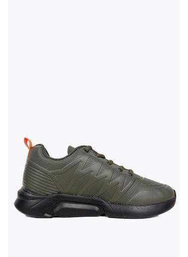 Derigo Siyah Siyah Erkek Spor Ayakkabı 702025 Renkli